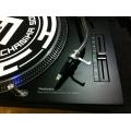 Riverniciatura Technics SL1200 nero opachi