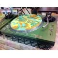 Riverniciatura Technics SL1200 Verde militare