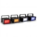 BEAMZ MINI LED STROBE LIGHT SET RGBW 4 PEZZI