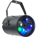 RGBW LED Light Effect 4x 3W with 4 Gobos